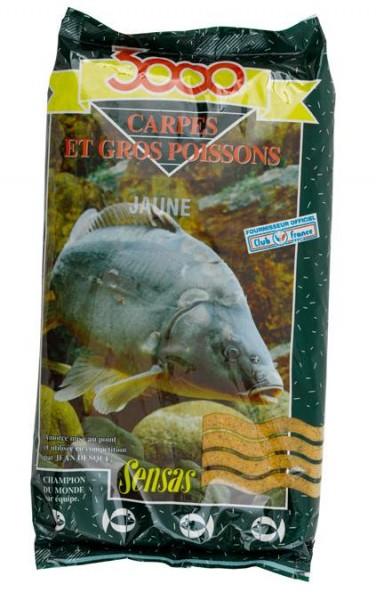 Sensas 3000 carpes fishmeal