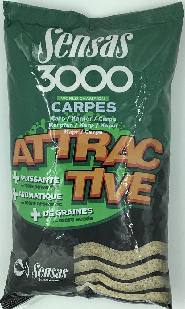 Sensas attractive carpes