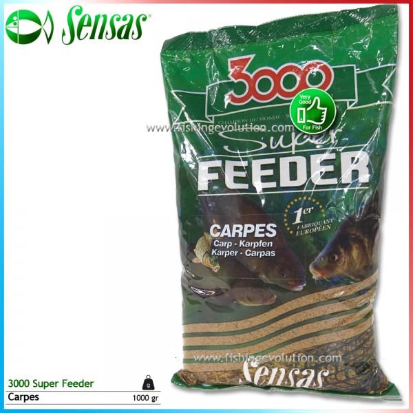 super feeder carpes